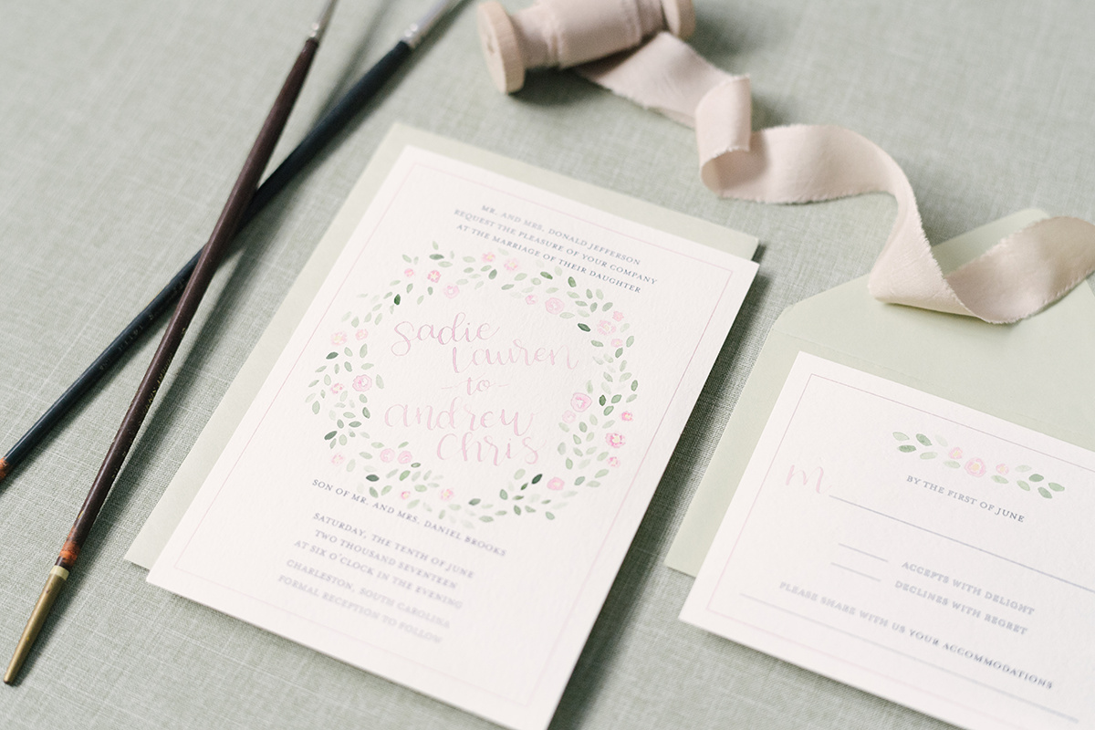 Rsvp Etiquette And What Does The M Mean On An Rsvp Card